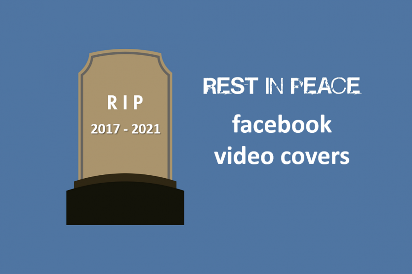 Rest in Peace Facebook Video Covers